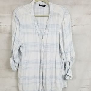 Max Jeans flannel size XL